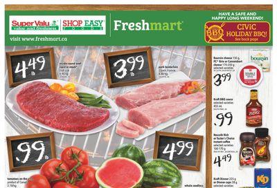 Shop Easy & SuperValu Flyer July 30 to August 5