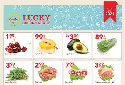 Lucky Supermarket (Winnipeg) Flyer July 30 to August 5