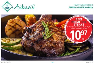 Askews Foods Flyer August 1 to 7