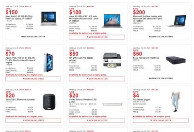Costco (ON & Atlantic Canada) Weekly Savings August 2 to 29