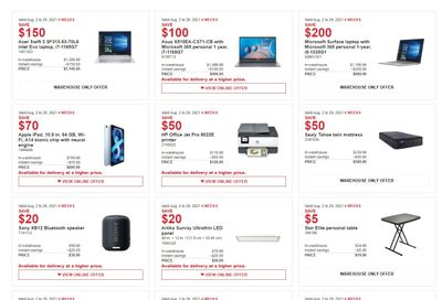 Costco (BC, AB, SK & MB) Weekly Savings August 2 to 29
