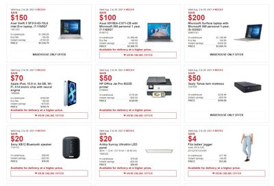 Costco (QC) Weekly Savings August 2 to 29