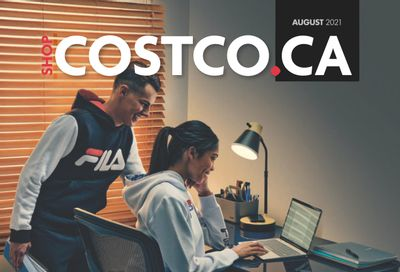 Costco Online Catalogue August 1 to 31