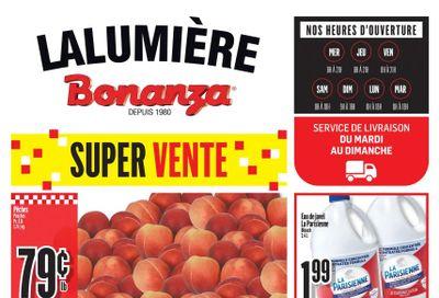 Bonanza Flyer August 4 to 10
