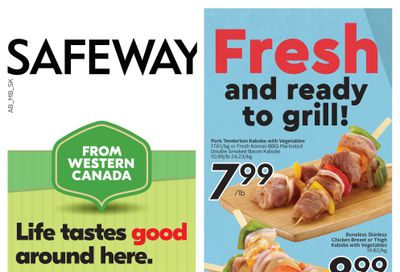 Sobeys/Safeway (AB) Flyer August 5 to 11
