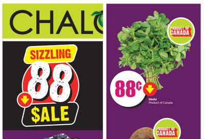 Chalo! FreshCo (West) Flyer August 5 to 11