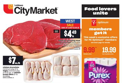 Loblaws City Market (West) Flyer August 5 to 11