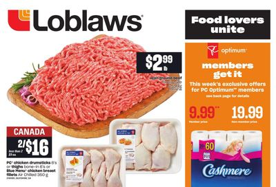 Loblaws (ON) Flyer August 5 to 11