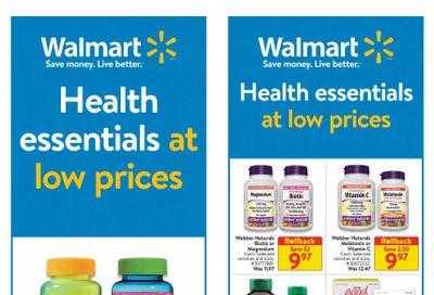 Walmart (West) Flyer August 5 to 11