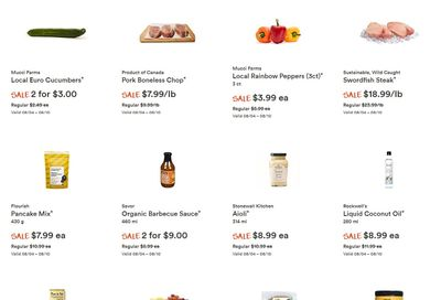 Whole Foods Market (ON) Flyer August 4 to 10