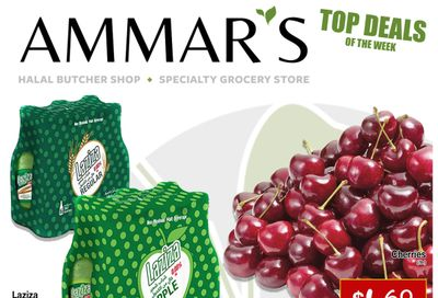 Ammar's Halal Meats Flyer August 5 to 11