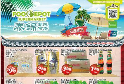 Food Depot Supermarket Flyer August 6 to 12