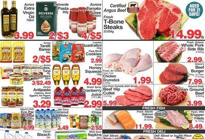 Concord Food Centre & Oak Ridges Food Market Flyer August 6 to 19