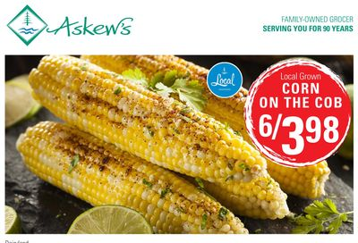 Askews Foods Flyer August 8 to 14
