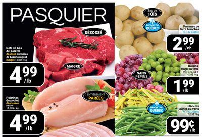 Pasquier Flyer August 12 to 18