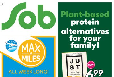 Sobeys (ON) Flyer August 12 to 18