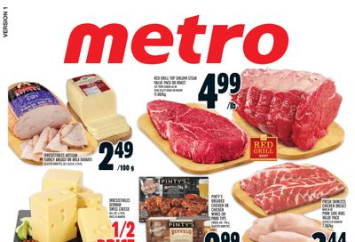 Metro (ON) Flyer August 12 to 18