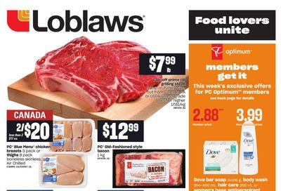 Loblaws (ON) Flyer August 12 to 18