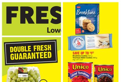 FreshCo (West) Flyer August 12 to 18