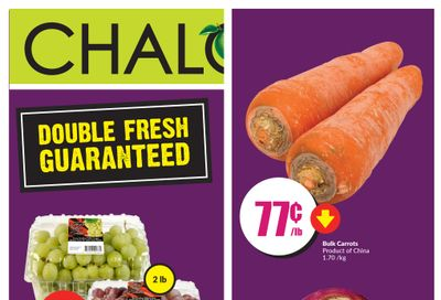 Chalo! FreshCo (West) Flyer August 12 to 18