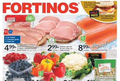 Fortinos Flyer August 12 to 18