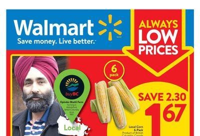 Walmart (West) Flyer August 12 to 18