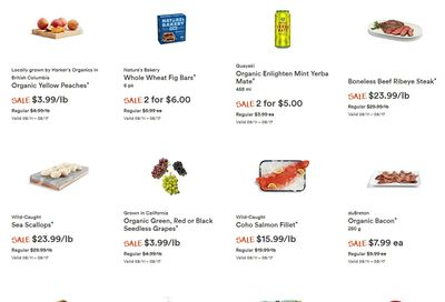 Whole Foods Market (West) Flyer August 11 to 17