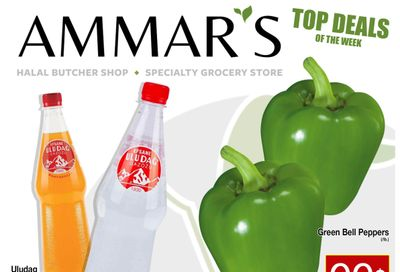Ammar's Halal Meats Flyer August 12 to 18