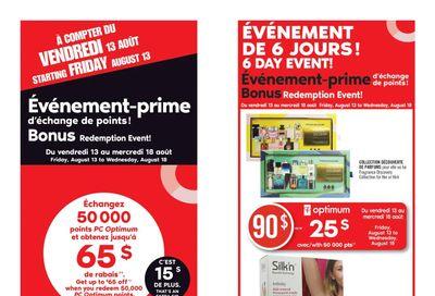 Pharmaprix Flyer August 14 to 19