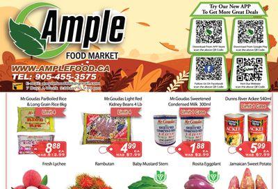 Ample Food Market (Brampton) Flyer August 13 to 19