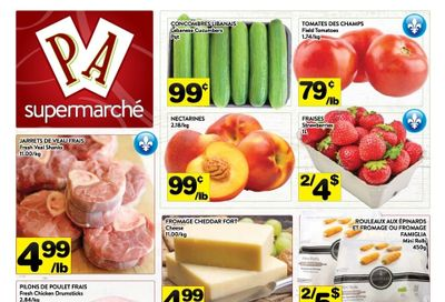Supermarche PA Flyer August 16 to 22
