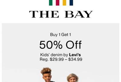 Hudson's Bay Flyer August 13 to 19