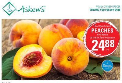 Askews Foods Flyer August 15 to 21