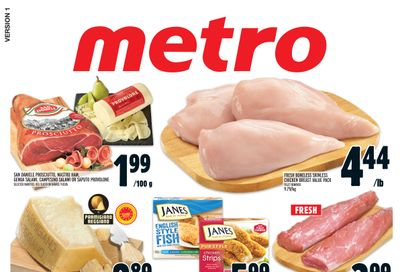 Metro (ON) Flyer August 19 to 25