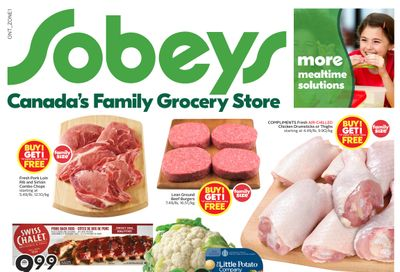 Sobeys (ON) Flyer August 19 to 25