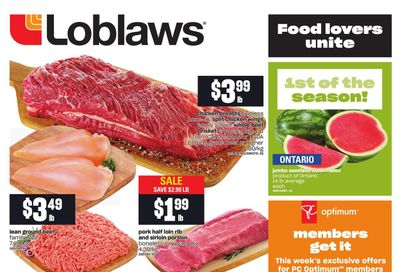 Loblaws (ON) Flyer August 19 to 25