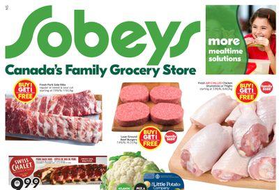 Sobeys (Atlantic) Flyer August 19 to 25