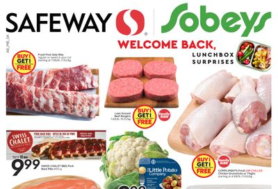 Sobeys/Safeway (SK & MB) Flyer August 19 to 25