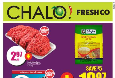 Chalo! FreshCo (West) Flyer August 19 to 25