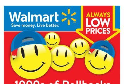Walmart (West) Flyer August 19 to 25