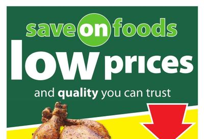 Save on Foods (AB) Flyer August 19 to 25