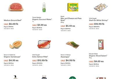 Whole Foods Market (West) Flyer August 18 to 24