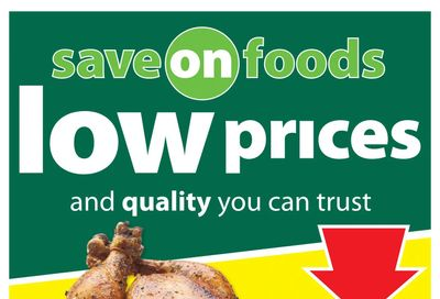 Save on Foods (SK) Flyer August 19 to 25