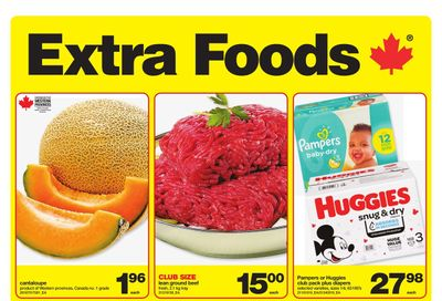 Extra Foods Flyer August 20 to 26
