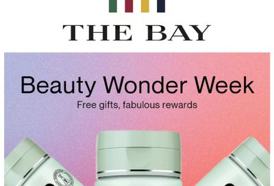 Hudson's Bay Flyer August 20 to 26