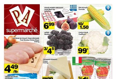 Supermarche PA Flyer August 23 to 29