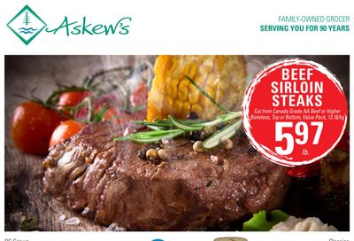 Askews Foods Flyer August 22 to 28