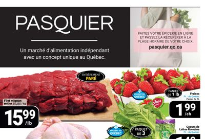 Pasquier Flyer August 26 to September 1