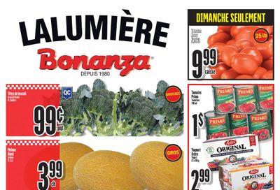 Bonanza Flyer August 25 to 31
