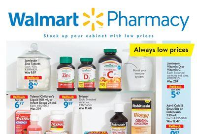 Walmart Pharmacy Flyer August 20 to September 1